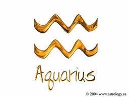 Aquarius glyph