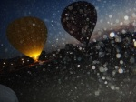 Balloons & Orbs, West Bank of Luxor, Egypt 2011