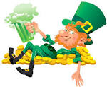 Leprechaun with Beer Gallery.yopriceville.com via Google Images