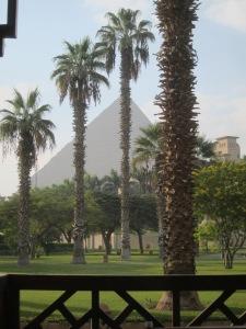 Giza Pyramid, Cairo, Egypt 2011
