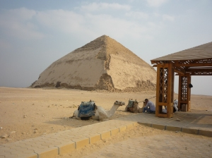 Oct 22, 2011 Bent Pyramid, Dashur, Egypt