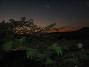 Aswan, Egypt Sunset + Orbs! October 2011