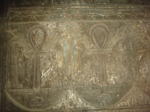 Eternal Life, Dendera Temple, Egypt 2011