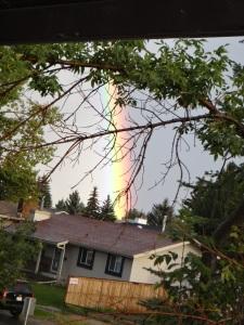 September 2015 Rainbow