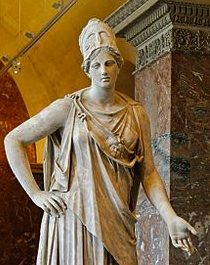 Pallas - Athena via Wikipedia