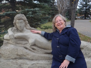 Laurie Rae AND her Mermaid Alter Ego Self!