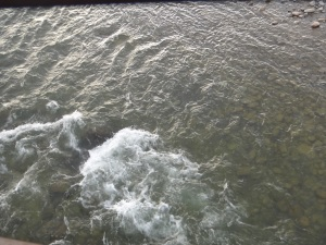 Sheep River Rapids, Okotoks, AB Canada
