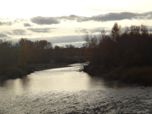 Sheep River, Okotoks, AB Oct 12, 2015