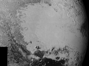 Pluto Heart 2015 NASA
