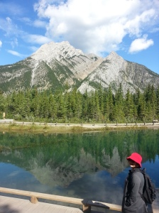 Mt Lorette Ponds